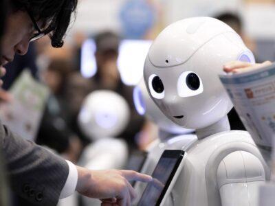 AI: Attack the Robots?